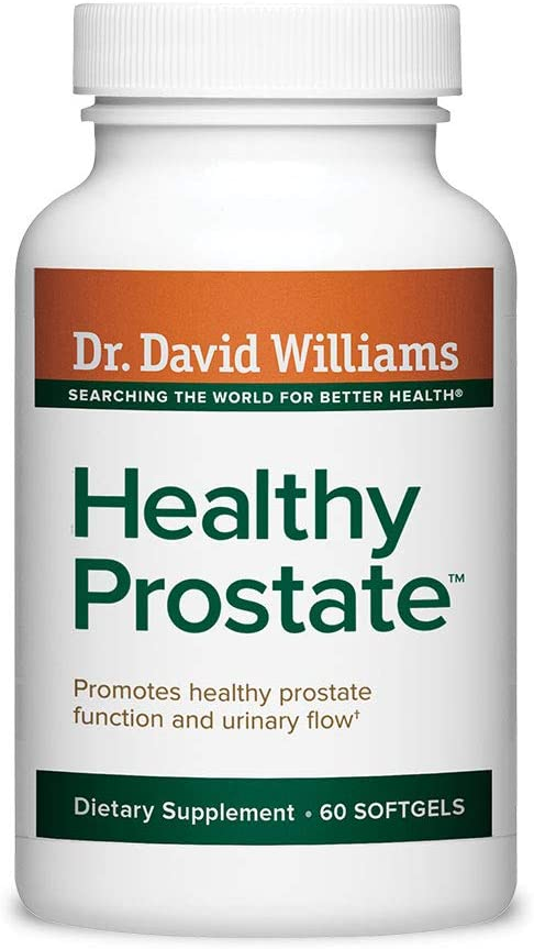 Dr. David Williams' Healthy Popularity Supports Normal Columbus Mall Supplement Prostate