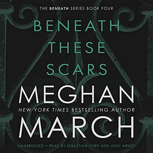 Beneath These Scars Audiobook By Meghan March cover art