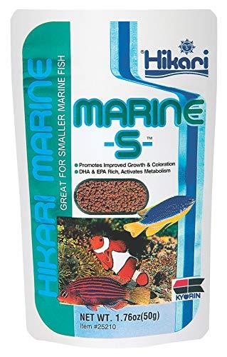 Hikari Marine-S Pellets Fish Food for Smaller Marine Fish