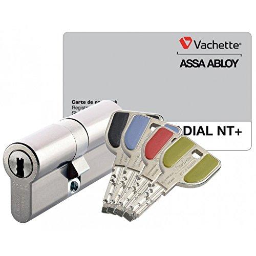 Vachette- Schließzylinder, Radial NT+, A2P.