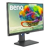BenQ PD2705Q 68,58cm 27Zoll LCD-Display IPS Panel 2560x1440 WQHD HDMI DP in/out USB-Typ-C schwarz