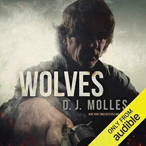 Wolves audiobook cover art