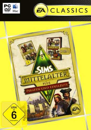 Die Sims - Mittelalter (Add - On) [Software Pyramide] - [PC/Mac]