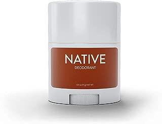 Native Deodorant - made without Aluminum & Parabens - Coconut & Vanilla