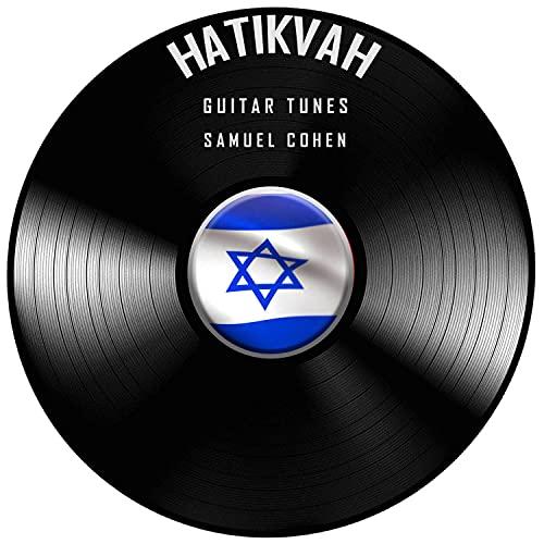 Hatikvah (Fender Strat Guitar)