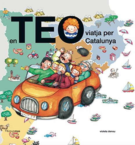 En Teo viatja per Catalunya (En Teo descobreix món)
