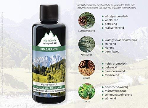 AllgäuQuelle Naturprodukte GmbH Waldaufguss