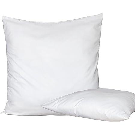 Bed Store® Set 4 Pezzi Anima Imbottitura anallergica per Cuscini Divano, Poltrona, Letto da Rivestire in Quattro Misure (45 X 45)