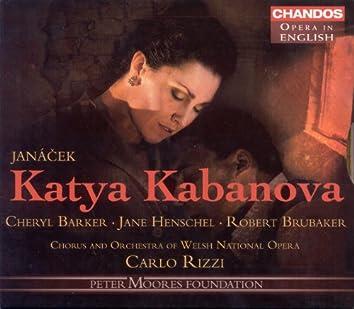 Janacek: Katya Kabanova (Sung in English)