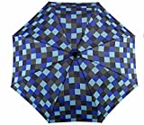 Unbekannt - Euro Oscillation écran diamètre Lite Flex 100 cm Bleu Marine - Olive - Bleu Marine - Bleu Glace