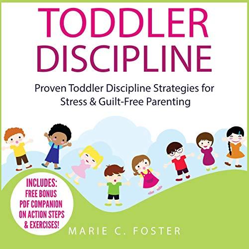 Toddler Discipline audiobook cover art