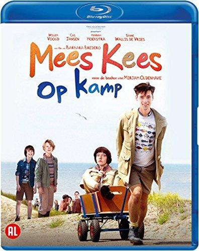 Mister Twister geht Zelten / Mister Twister Goes Camping (2013) ( Mees Kees op kamp ) [ Holländische Import ] (Blu-Ray)