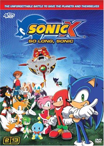 Sonic X: So Long, Sonic - Season 6