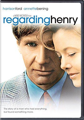 Regarding Henry -  DVD, Rated PG-13, Mike Nichols