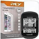 3X Protector de Pantalla para Garmin 130, Cristal Vidrio Templado Premium
