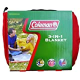 Coleman All Outdoors 3-in-1 Blanket (Blue)