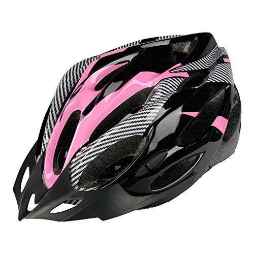 Dantazz Fahrradhelm,Helm Bike Fahrrad Radhelm Für Herren Damen Helmet Auf Die Helme Sportartikel MTB-Passend für Kopfumfang 57-64cm (D)