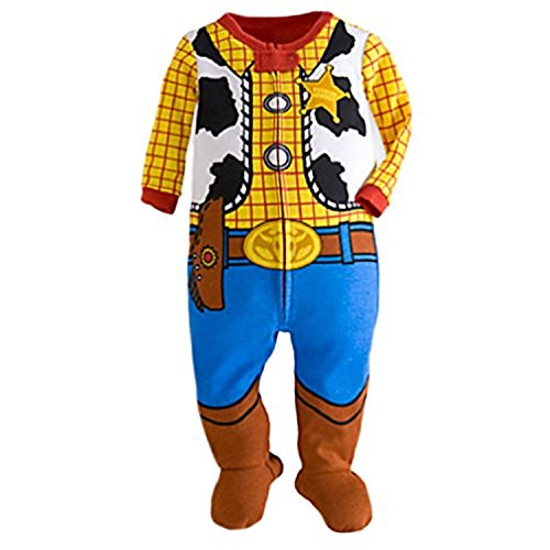 Toy Story Baby Boys Woody Stretchie (12-18 Months)