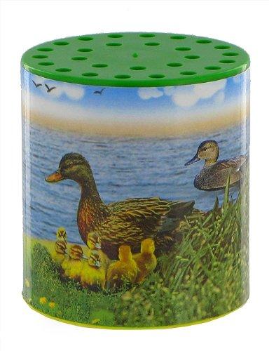 Lutèce Créations Boîte à meuh ou boîte à coincoin Traditionnelle pour Entendre Le cri d'un Canard