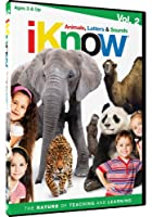 Iknow: Animals & Letters & Sounds 2 [DVD] [Import]