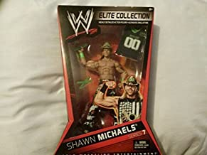 WWE Collector Elite DX Shawn Michaels Figure Series #7