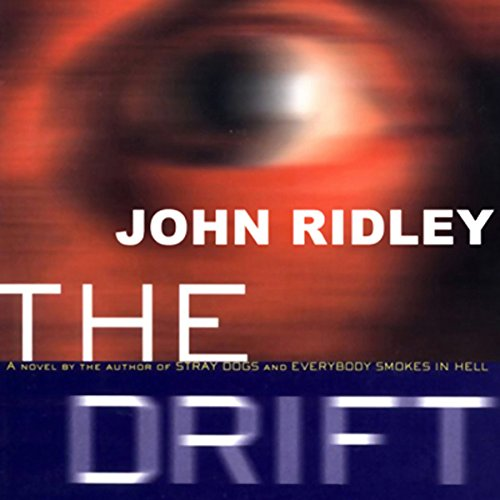 The Drift audiobook cover art