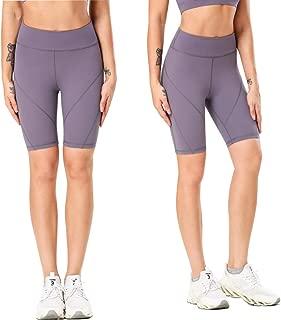 aola Women's Non See-Through Short Yoga High Waist Workout Running Shorts