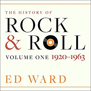 The History of Rock & Roll cover art