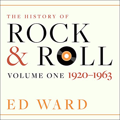 The History of Rock & Roll audiobook cover art