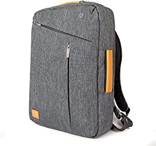 ba11a9f4a8 wiwu 15.6 inch Laptop Convertible Backpack, Multi Functional Travel Rucksack  Water Resistant knapsack Work School