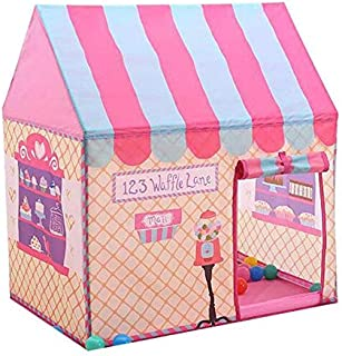 Children's Room Tipi Tent for Kids Indoor Toy Play Tents House Castle for Baby 0-14 Years old