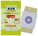 東芝 掃除機用紙パックVPF-6 1袋(5枚)