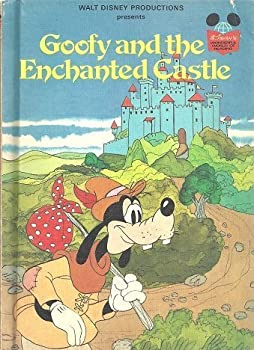 Goofy and the Enchanted Castle - Book  of the Disney's Wonderful World of Reading