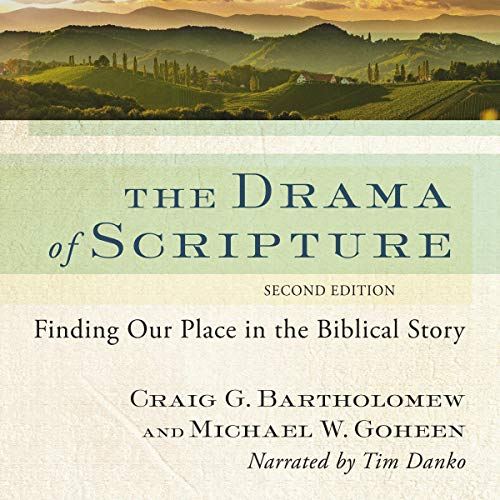 The Drama of Scripture: Finding Our Place in the Biblical Story cover art
