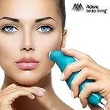 MyGlamy LUXUS Pro Anti-Aging Oxy·Care Faltenbügeleisen mit Sauerstoff 10 Jahre Jünger+ Himalaya GOJI-BEEREN Creme Gesichtscreme 50 ml