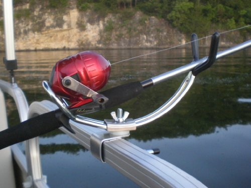 Extreme Marine Products Arnall's Adjustable Pontoon Rod Holder