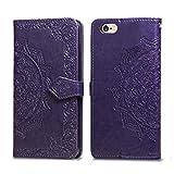 Película protectora La caja del teléfono Para el patrón de iPhone 6 Plus A medio camino de la...