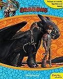 Cómo entrenar a tu dragón. Libroaventuras: Incluye un cuento, figuritas y un tapete