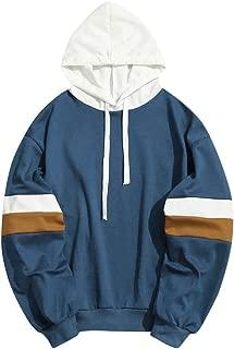 IAMUP Unisex Teen's Fashion Tops Smiling Face Fashion Print Blouse Hoodie Sweatshirt Jacket Korean Pullover