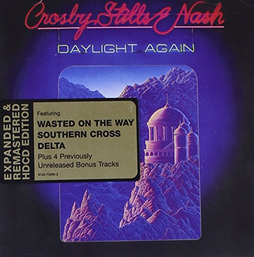Crosby,Stills & Nash: Daylight Again (Audio CD (Remastered))