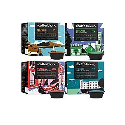 100 A modo mio Compatible Coffee Capsules - Coffee Taste kit - Il Caffè Italiano - FRHOME