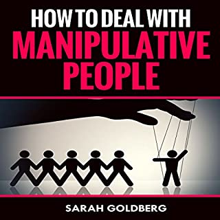 Manipulative People audiobook cover art