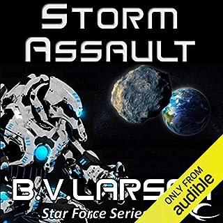 Storm Assault cover art