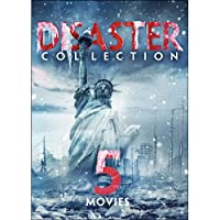 5-Film Disaster Collection: Epicenter / The Chain Reaction / The Day The Earth Moved / Fire From Below / The Day the Sky