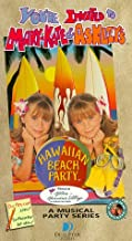 You're Invited To Mary-Kate & Ashely's Hawaiian Beach Party VHS