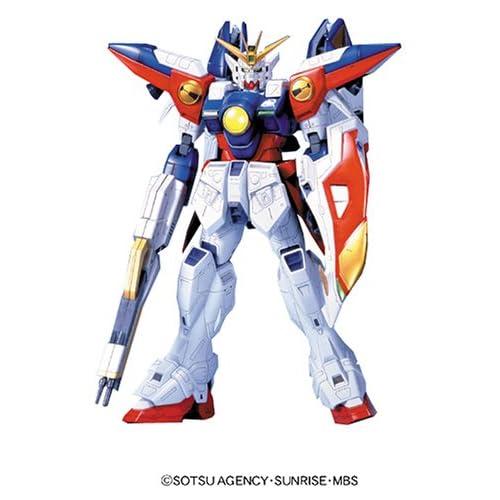 XXXG-00W0 Gundam W Wing Gundam Zero GUNPLA 1/60