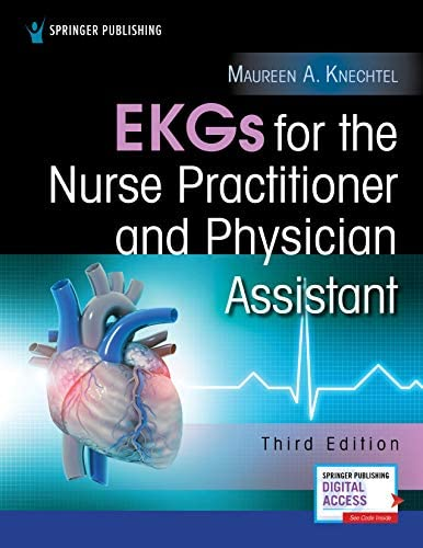 EKGs for the Nurse Practitioner and Physician Assistant Third Edition product image