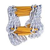 Feuerleiter fluchtleiter strickleiter einfach zu bedienen