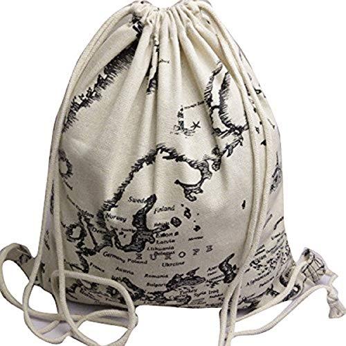 Bags For Women LJSGB Diaper Bag Knapsack Camping School Knapsack Cloth Knapsack Hanf Rucksack Hot Sale Handbags