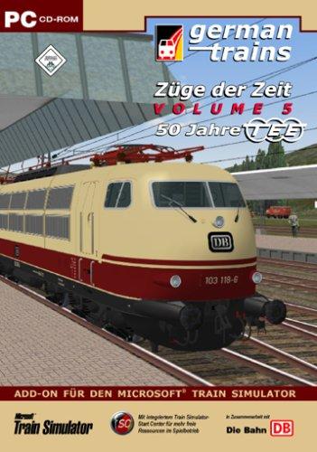 German Trains - Züge der Zeit 5 - 50 Jahre TEE (PC)